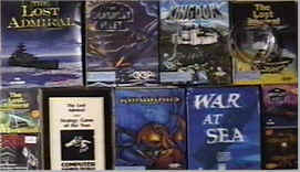Works include new projects such as digital astronomy at Blueberry Pond Observatory, and modern strategy games at Fogstone Games.  Past works include consulting with Bottomline Technologies, and several classic strategy games published with QQP: Lost Admiral, Conquered Kingdoms, Grandest Fleet, and Lost Admiral 2.